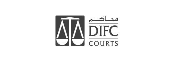 Image of DIFC Courts logo